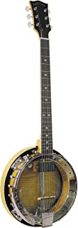 Gold Tone GT-750 Banjitar Deluxe Banjo (Six String, Rosewood)