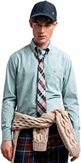 GANT Koszula Mężczyźni THE BROADCLOTH BANKER REG BD