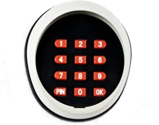 ALEKO LM172 Replacement LM105 Wireless Keypad in Metal Box for ALEKO Gate Openers [並行輸入品]