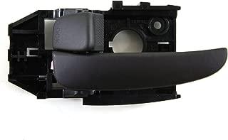 SCITOO 4Pcs Door Handle Black Exterior Right Left Front Rear fits Hyundai Elantra 2001-2005
