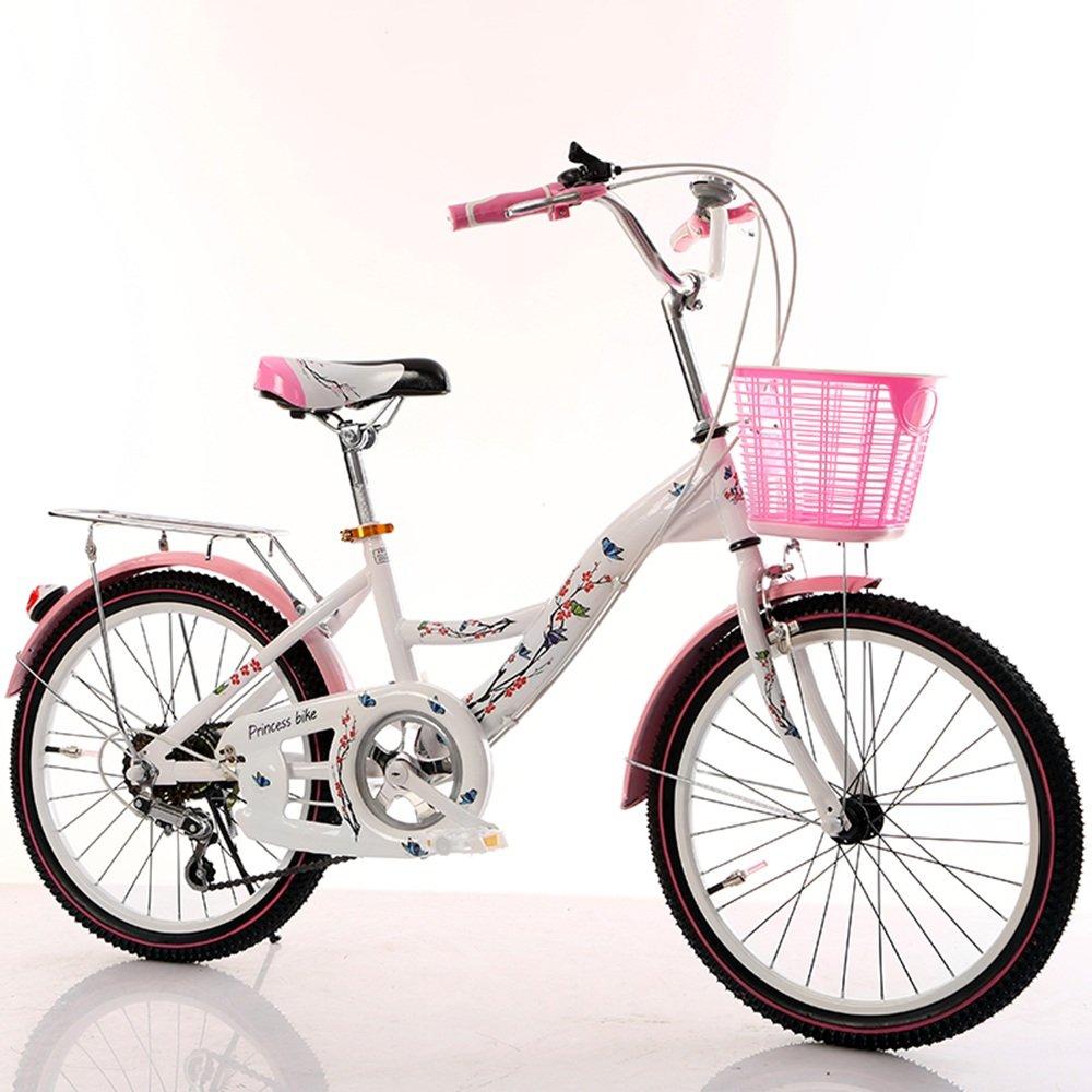 CivilWeaEU- Bicicletas para niños, 6-8-10-14 año Viejo Carro de ...