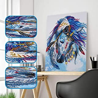 Best diamond painting horse kits Reviews