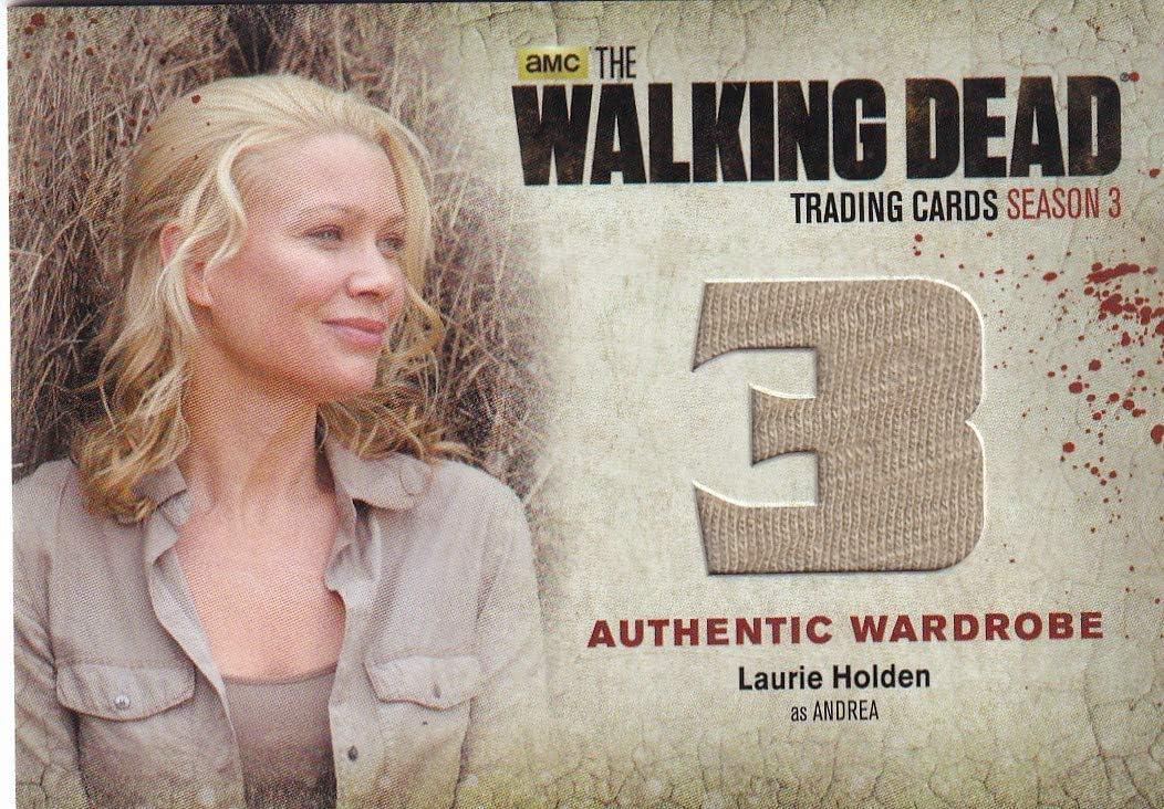 25% OFF Walking Dead cryptozoic 2014 Virginia Beach Mall Laurie Ca Andrea Holden Wardrobe as