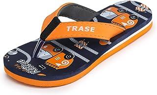 TRASE 85-003 Boys Slippers Flip Flops