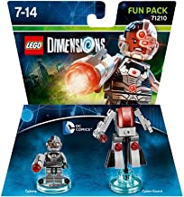 Cyborg (DC Comics) Lego Dimensions Fun Pack