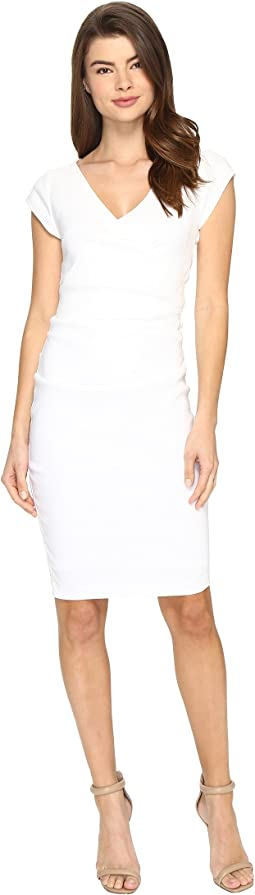 Nicole Miller - Linen Beckett Dress