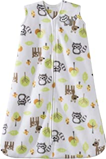 Halo Sleepsack Micro-Fleece Wearable Blanket, Woodland,...