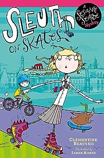 Sleuth on Skates: Book 1 (Sesame Seade Mysteries)