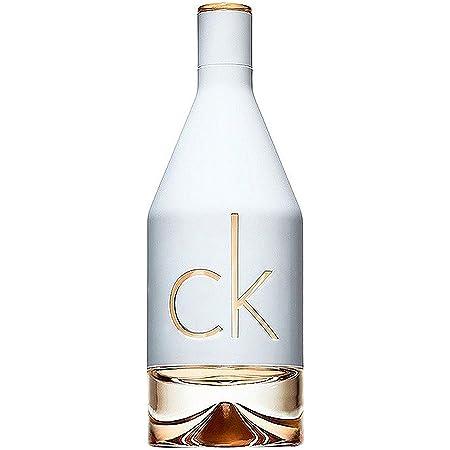 Calvin Klein IN2U Spray para Mujer, 3.4 Oz/100 ml