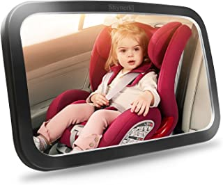 Best Back Seat Mirror For Baby Review [2021]