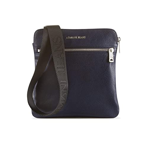 67ac88df78fa Armani Jeans 932040 Small Blue Pouch Bag