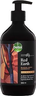 Dettol Australian Heartland Collection Red Earth Buddha Wood Liquid Hand Wash, 500 milliliters