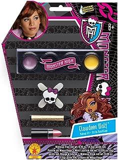Monster High Make-Up Kit, Clawdeen Wolf