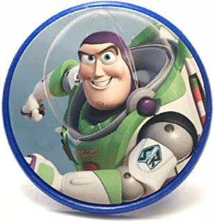 Toy Story Buzz Lightyear Cupcake Toppers Rings Birthday Party Favors - Set of 16