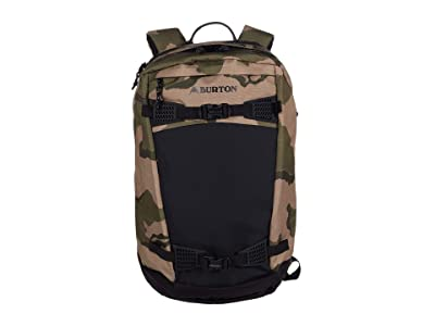 Burton Day Hiker Pack 28L (Barren Camo Print) Day Pack Bags