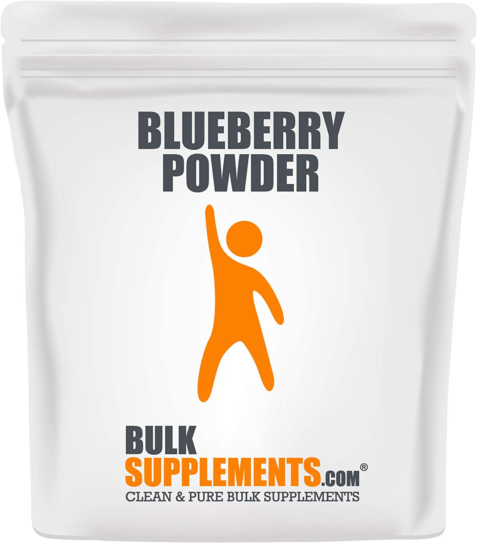 BulkSupplements.com Blueberry Easy-to-use Powder 1 Minneapolis Mall Kilogram - 2.2 lbs