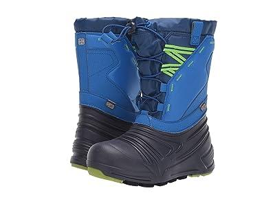 Merrell Kids Snow Quest Lite 2.0 Waterproof (Little Kid/Big Kid) (Blue) Boys Shoes