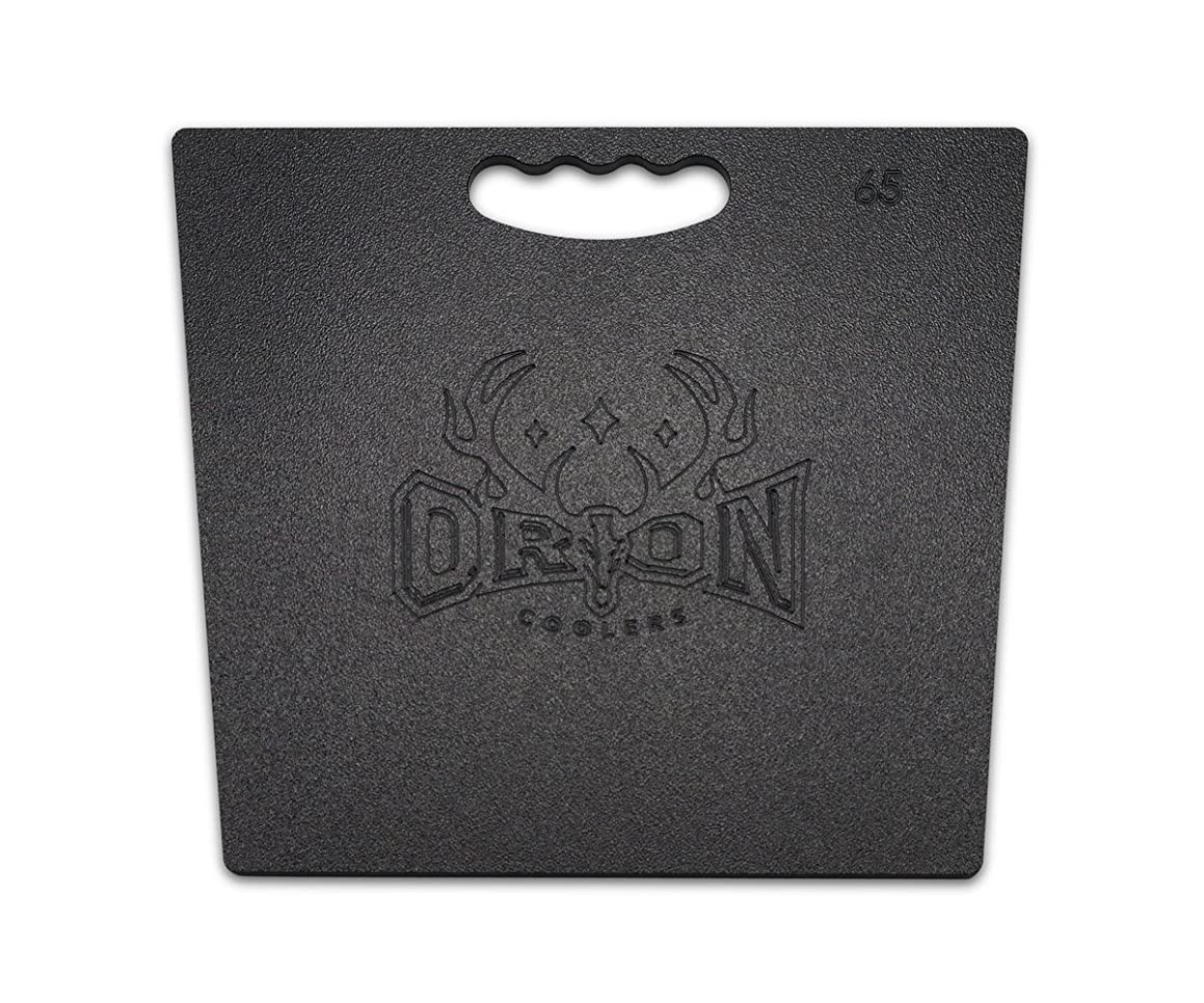 Orion Cooler Divider Coolers Accessory – Can Be Used As Cutting Board - Black - Sizes for 35, 55, 65, and 85 Quart Models