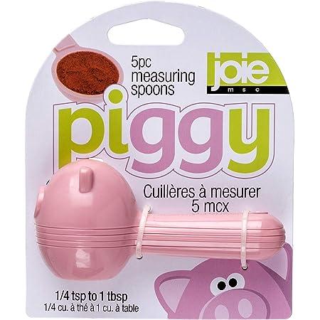 color rosa y gris Bolsa para chupete Joie Kitchen Gadgets melii10700 Melii pl/ástico