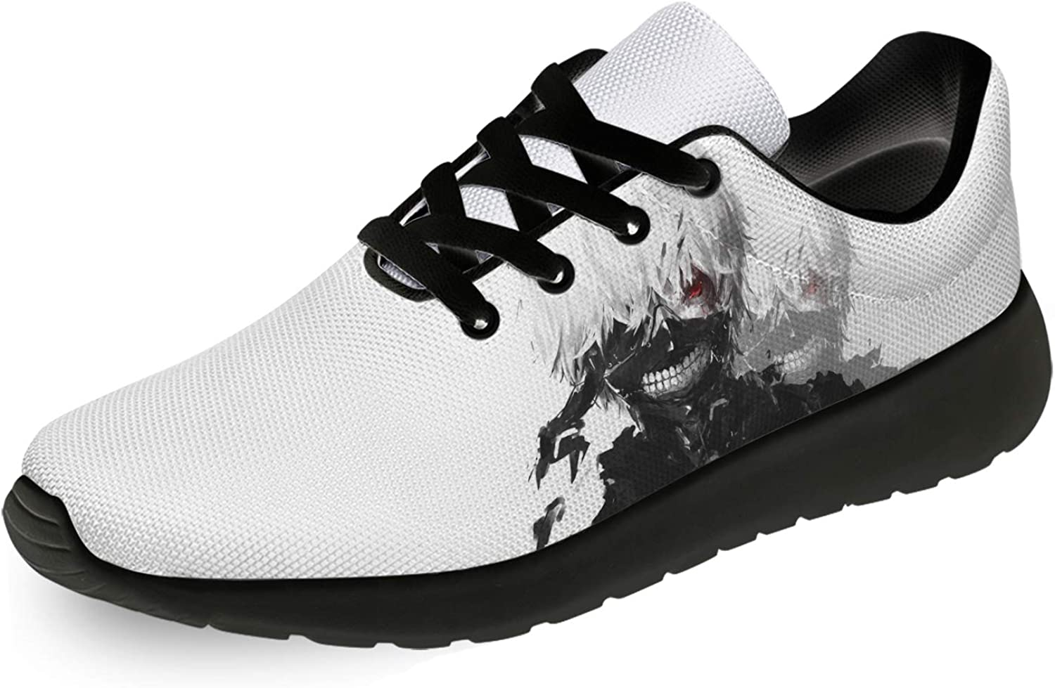 Outstanding ADIGOW Japanese Anime Ranking TOP14 Shoes for Men Mesh Custom Lace-up Women Ro