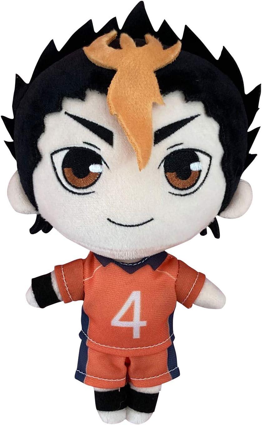 Anime Super special price Hyikyuu Plush Doll Sale SALE% OFF Toys Yu Nishinoya 20CM Ki Stuffed