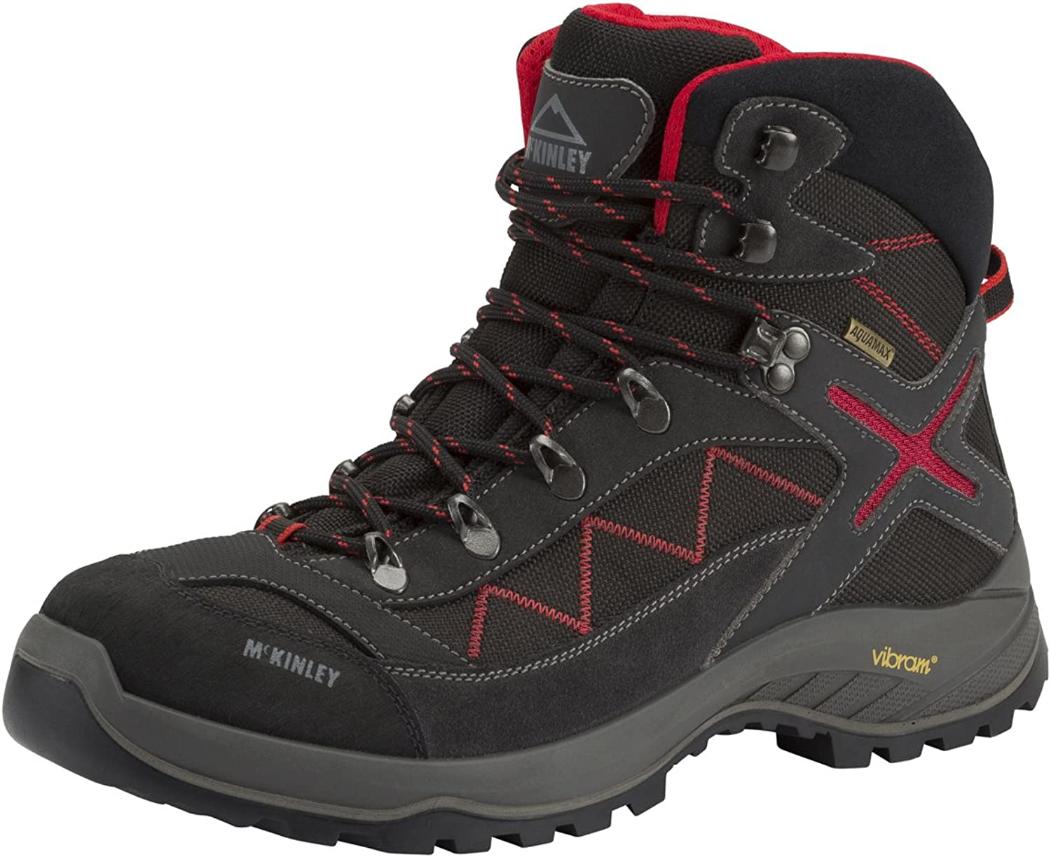 McKinley Men's Magma Mid 2.0 AQX High Rise Hiking Boots