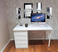 Amazon.es: mesa de escritorio 120 cm