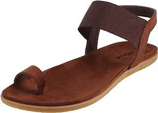 Mochi Women Synthetic Sandals (33-53)