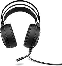 HP Pavilion Gaming 600 Cuffie, Audio Virtual Surround 7.1, Comandi Integrati nel Cavo, Archetto Autoregolabile, Imbottitur...