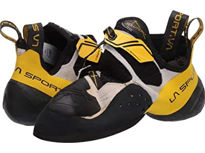 La Sportiva Solution (White/Yellow 1) Men