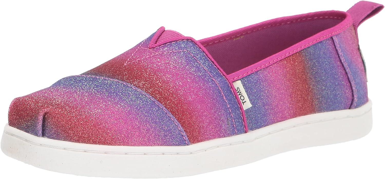 TOMS Unisex-Child Alpargata Max 50% OFF Sneaker Super beauty product restock quality top!