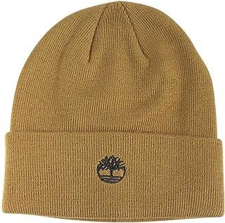 قبعة صوف منسوجة بلون القمح للرجال من Timberland (مقاس واحد يناسب معظم الأشخاص)