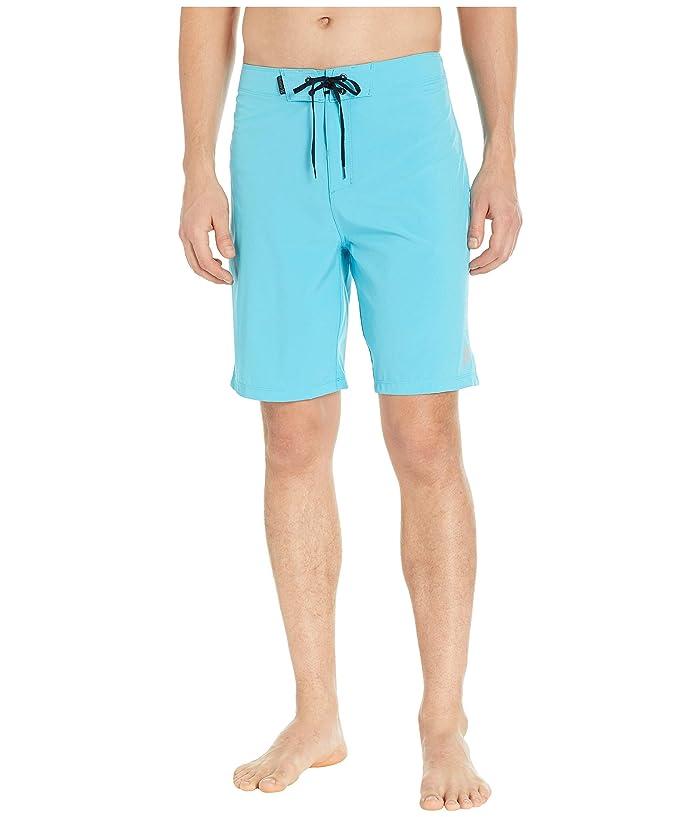 Hurley Phantom One Only 20 Stretch Boardshorts (Blue Fury) Men
