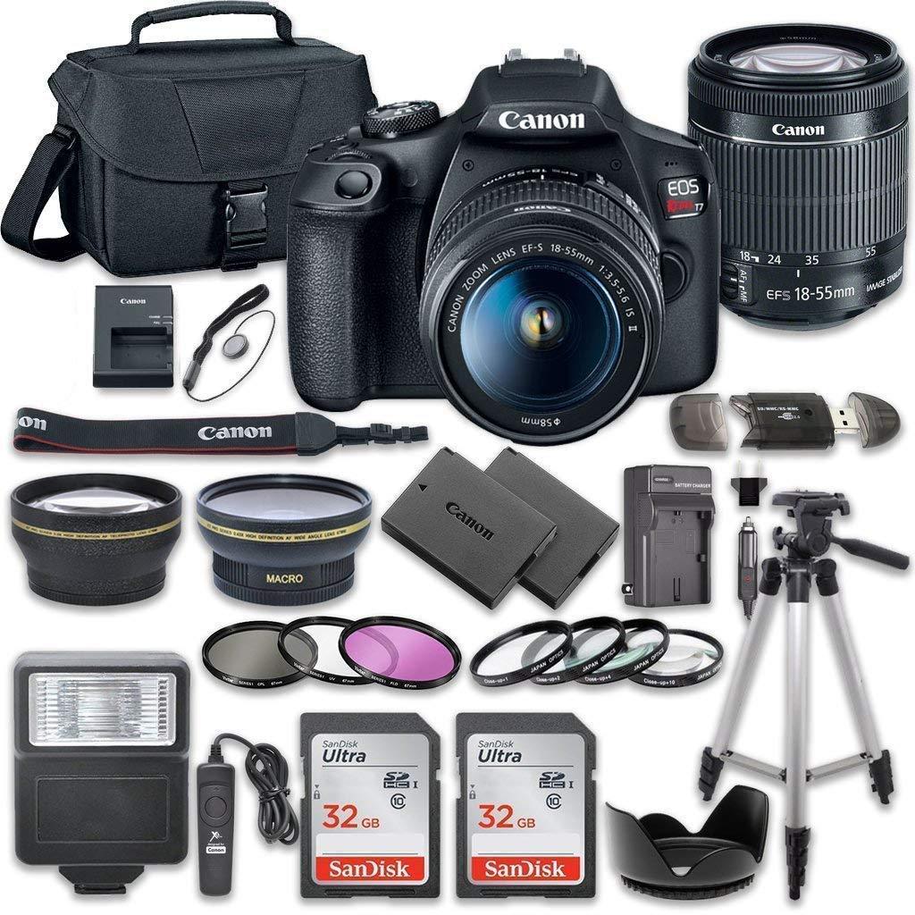 Canon T7 18 55mm 3 5 5 6 Accessory