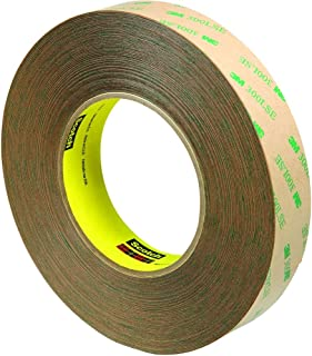 3M T9659472 9472LE Adhesive Transfer Tape, 5.2 mil, 60 yd. Length x 1