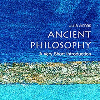 Ancient Philosophy cover art