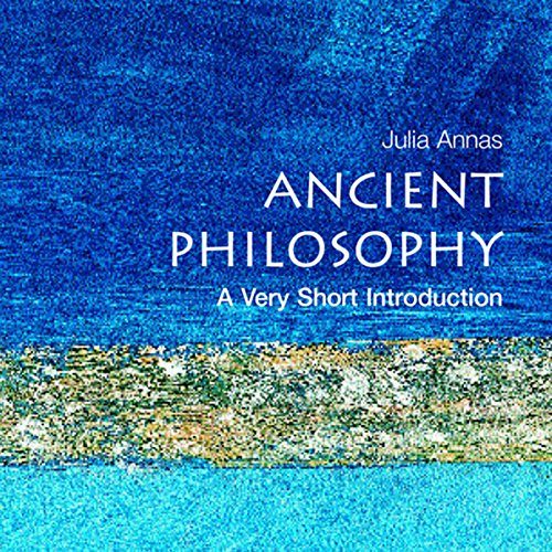 Ancient Philosophy audiobook cover art