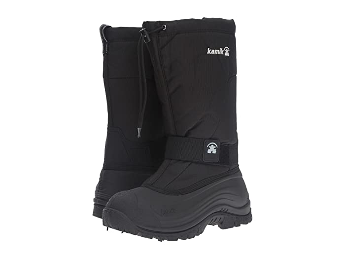 Kamik  Greenbay 4 (Black) Mens Cold Weather Boots