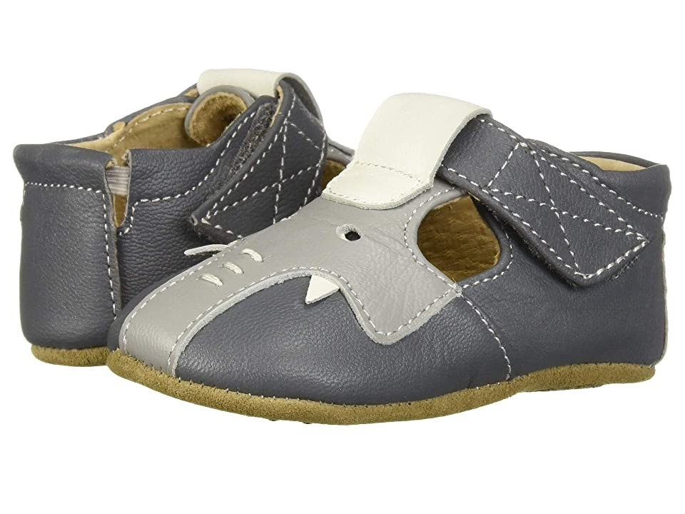 Livie & Luca Elephant (Infant) (Soft Gray) Kid