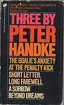 Three by Peter Handke