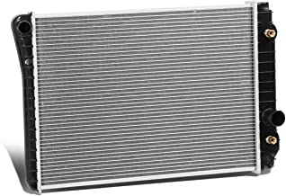 1052 OE Style Aluminum Core Cooling Radiator for Chevy Corvette 5.7L V8 AT MT 89-96