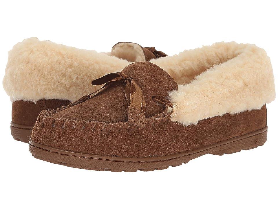 Bearpaw Indio (Hickory) Women's Slippers, Brown