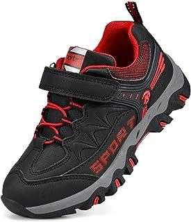 Simasoo Boys Girls Sneakers Kids Hiking Running Shoes