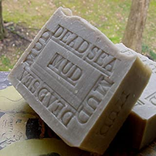 Dead Sea Mud Soap Mud From Jordan with Shea Butter (Face and Body Bar) Anise Scented
