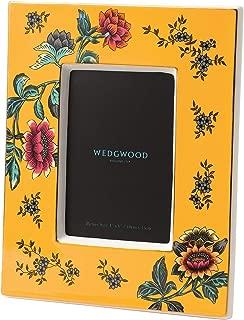 Wedgwood Wonderlust Frame 4x6 Yellow Tonquin, 4 x 6