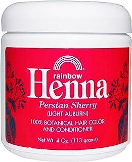 Sherry Henna Rainbow Research 4 oz Powder