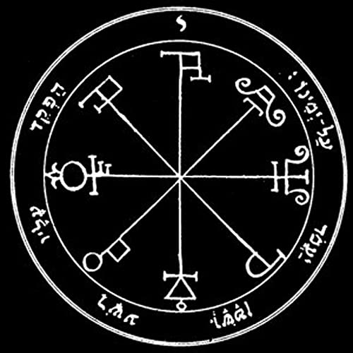 Key of Solomon Magick Book