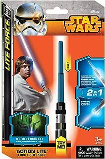 Star Wars Lite Force Luke Lightsaber
