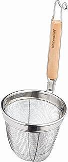 Kitchen Craft KitchenCraft WFNOODLESTRN World of Flavours pastazeef met handvat, roestvrij staal