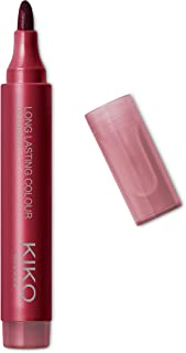 KIKO Milano Long Lasting Colour Lip Marker 106 | Rotulador para labios no-transfer, efecto tatuaje natural de muy larga du...
